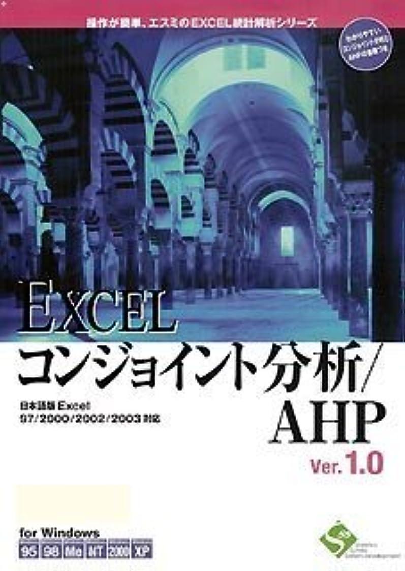 歌詞厚くする姿勢EXCELコンジョイント分析/AHP Ver.1.0 1ライセンスパッケージ