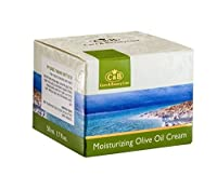 強力オリーブ油潤いクリーム 50mL 死海ミネラル Powerful Olive Oil Moisturizing Cream
