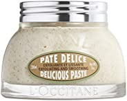 L'Occitane Exfoliating & Smoothing Delicious Paste with Flaked Almon