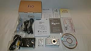 PENTAX デジタルカメラ Optio I-10 パールホワイト OPTIOI-10PH