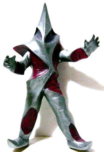 ボークス ニューウルトラワールド 悪質宇宙人レギュラン星人 組立済 完成品
