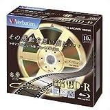 三菱化学メデイア Verbatim BD-R(Video) 1回録画用 130分 1-4倍速 10枚 VBR130YC10V1