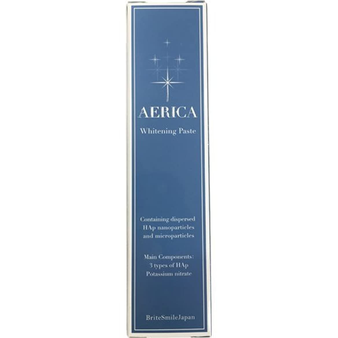 問い合わせ頑固な霊AERICA(エリカ) ホワイトニングペースト 30g