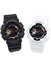 [カシオ]CASIO G-SHOCK Gショック ペアBOX付き ペアウォッチ GA-110RG-1A GA-110RG-7A メンズ 腕時計【並行輸入品】