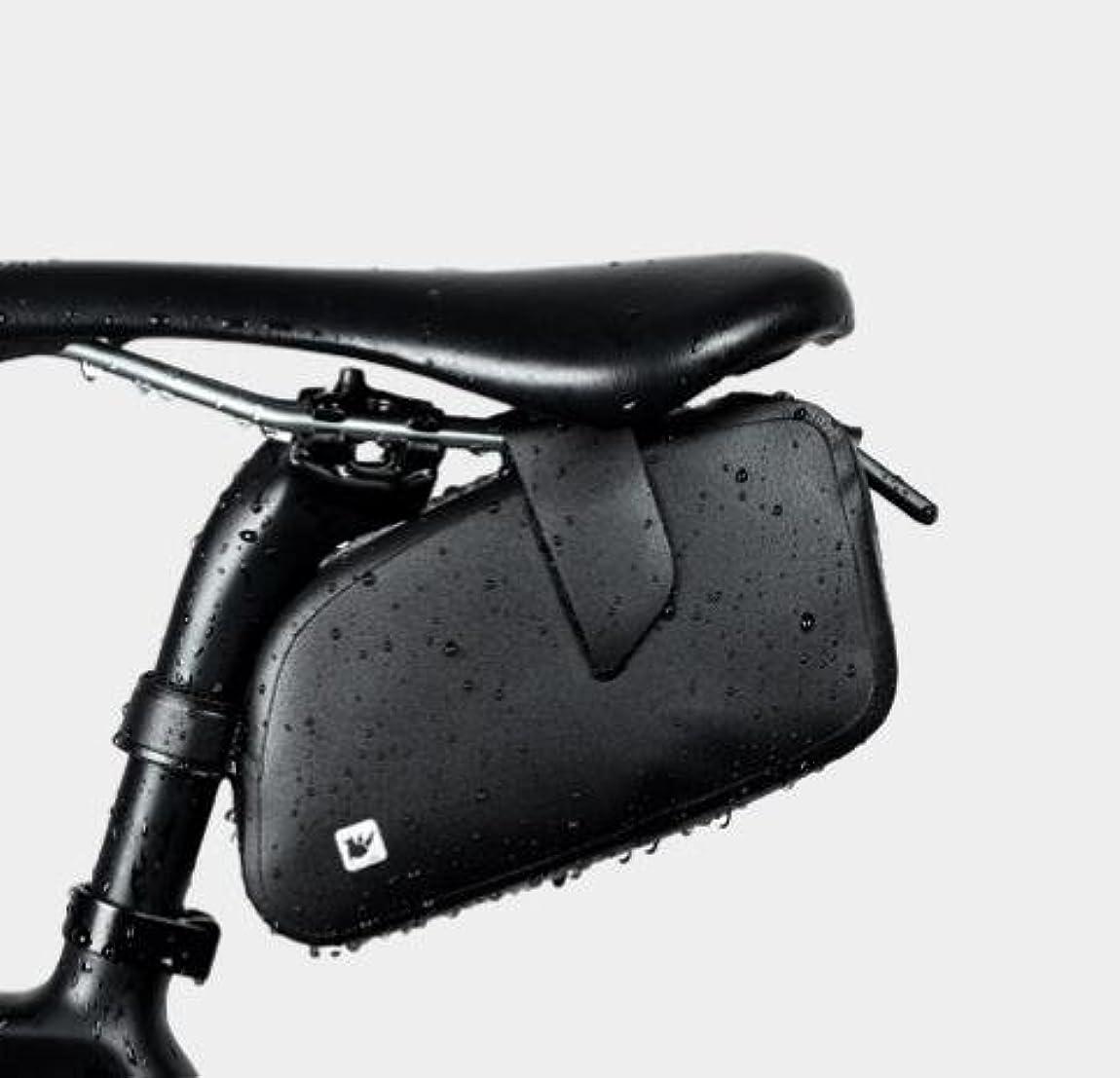 ショップ市民権貨物Rhinowalk 自転車 防水 サドルバッグ シートバッグ 自転車バッグ サイクリングバッグ ストラップ式