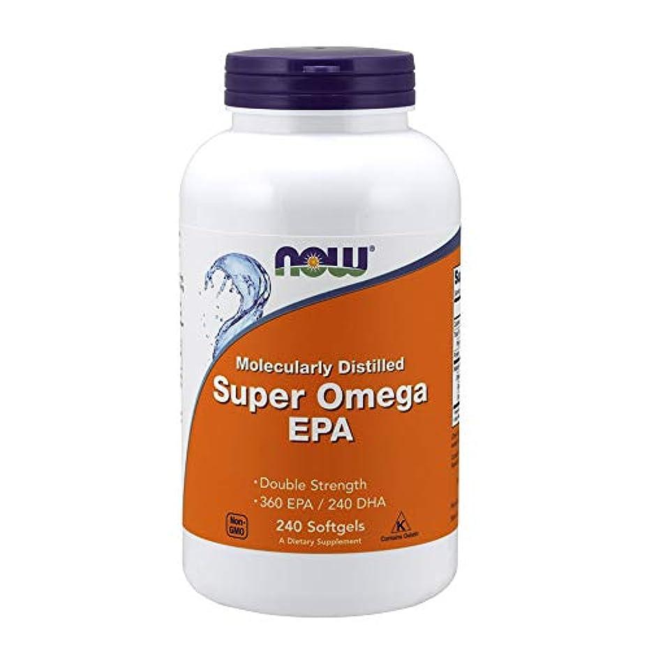 次へ忌避剤メディア[海外直送品] ナウフーズ スーパーオメガ EPA 240錠