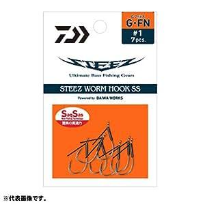 ダイワ スティーズ ワームフック SS G・FN (ガード付)フィネス #1