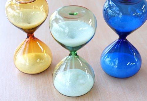 RoomClip商品情報 - Sandglass 5minutes/砂時計 M【ブルー】 DB037-BL