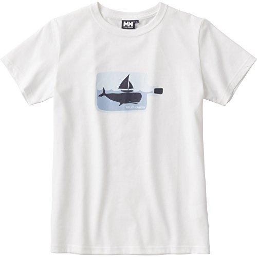 [ヘリーハンセン] (HE61836) S/S Bottle Ship TE HE61836 ホワイト 日本 XL (日本サイズXL相当)