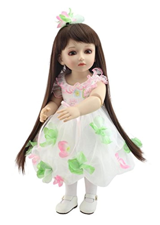 NPK COLLECTION 45cm ドール お人形 可愛い女の子 きせかえ人形 新年プレゼント 誕生日プレゼント