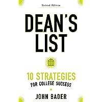 Dean's List (English Edition)
