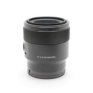 ソニー デジタル一眼カメラα[Eマウント]用レンズ SEL50M28 (FE 50mm F2.8 Macro)