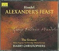 Handel;Alexander's Feast