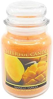 A Cheerful Giver Mango Tango 24 oz. Jar Candle