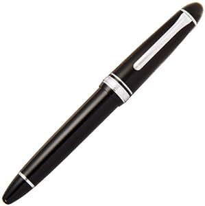 セーラー万年筆 万年筆 プロフィット21 銀 ブラック 細字 11-2024-220