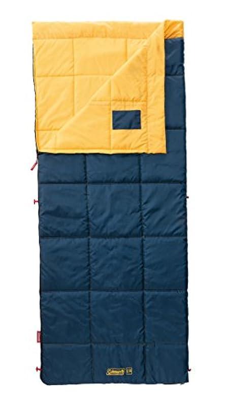 風景アイドル予見するコールマン(Coleman) 寝袋 パフォーマーIII C10 使用可能温度10度 封筒型 イエロー 2000034775