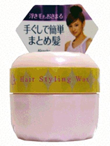 サラ SALA まとめ髪メイクワックスEX(ミニ) 清楚でやさしいサラの香り 35g