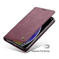 iphone 7/8 手帳型 レザーケース アイフォン7 ケース 携帯カバー iphone 8 ケース スマホケース マグネット横置き カード収納 小銭入れ 財布型 全面保護