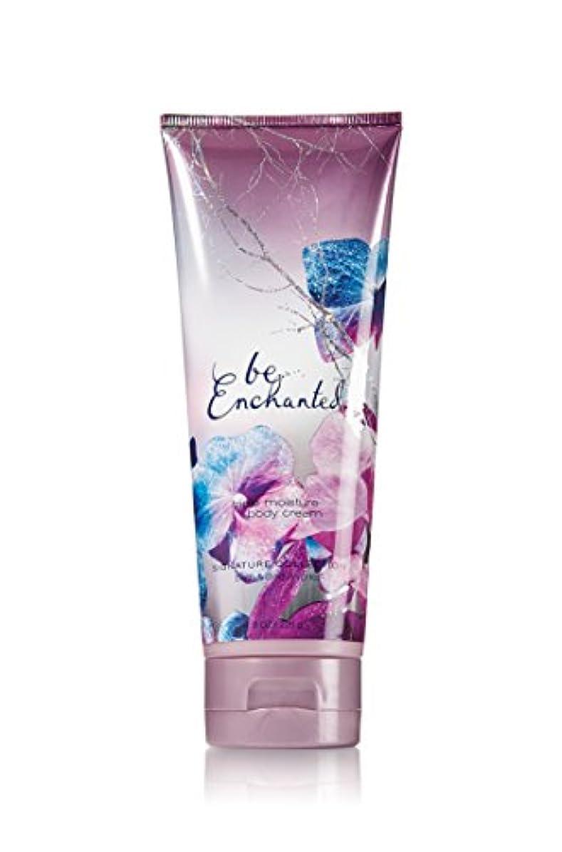 王族細分化する厚いバス&ボディワークス ビーエンチャンテッド ボディクリーム Be Enchanted Triple Moisture Body Cream [海外直送品]
