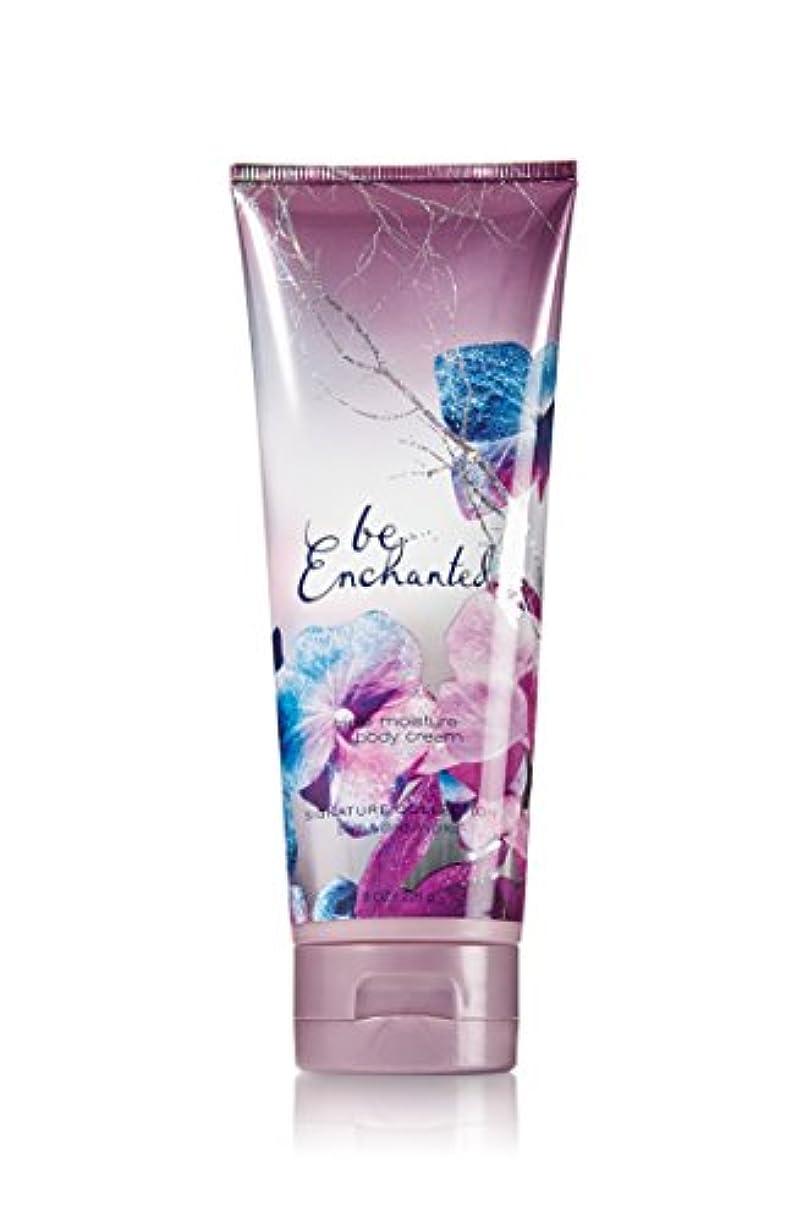 浮く結晶飼料バス&ボディワークス ビーエンチャンテッド ボディクリーム Be Enchanted Triple Moisture Body Cream [海外直送品]