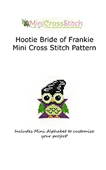 Hootie Bride of Frankie Mini Cross Stitch Pattern by [Stitch, Pinoy]