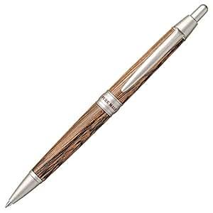 三菱鉛筆 油性ボールペン ピュアモルト 0.7 SS1025.22 ダークブラウン