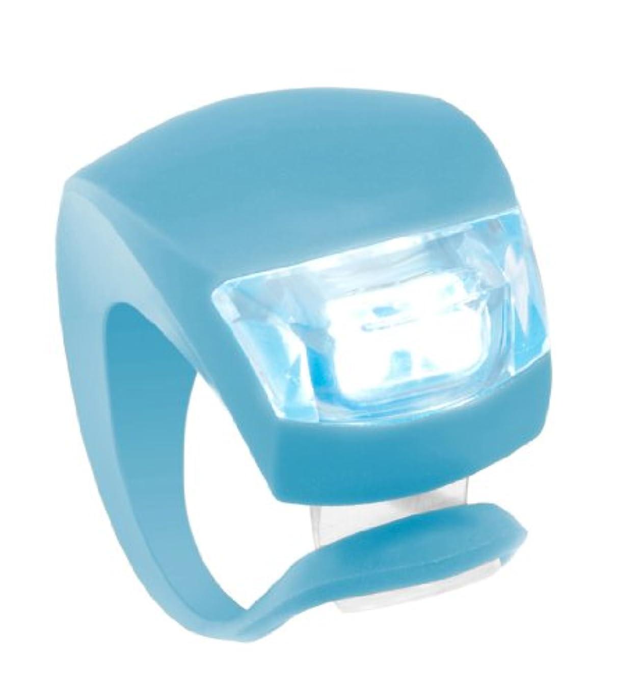 抑止するティーンエイジャー証拠knog(ノグ) BEETLE 2LED/RED LIGHT BLUE 54-3520600023