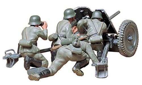 1/35 MM 37ミリ対戦車砲 35035