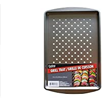 Cooking Concepts Rectangle Grill Tray Pan 33cm x 23cm BBQ NEW