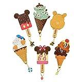 ディズニーストア(公式)ディズニーキャラクター シークレットミニうちわ アイスクリーム