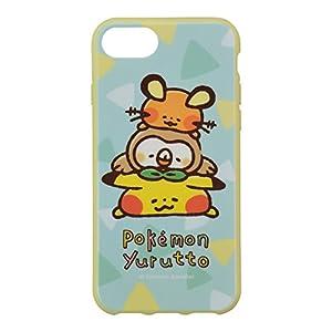 ポケモンセンターオリジナル ソフトジャケット iPhone7 Pokémon Yurutto