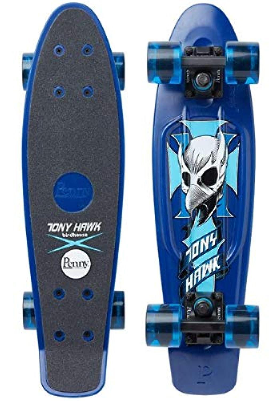 Penny Skateboard ペニー スケートボード TONY HAWK CREST BLUE 22