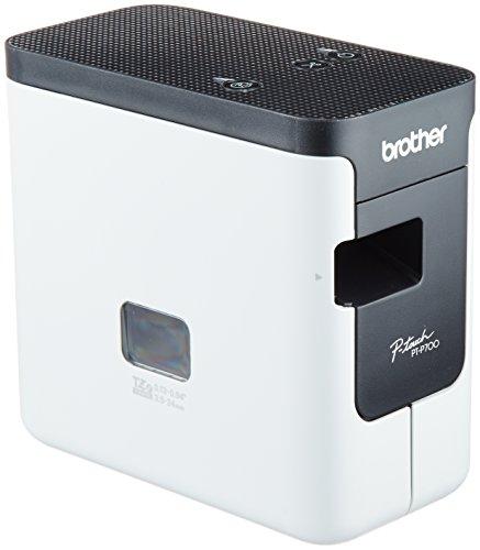 ブラザー工業 PCラベルプリンター P-touch P700...