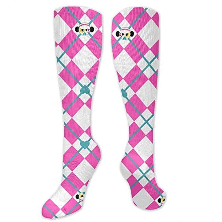 声を出してシリンダー平均靴下,ストッキング,野生のジョーカー,実際,秋の本質,冬必須,サマーウェア&RBXAA Sugar Skull Argyle Socks Women's Winter Cotton Long Tube Socks Cotton...