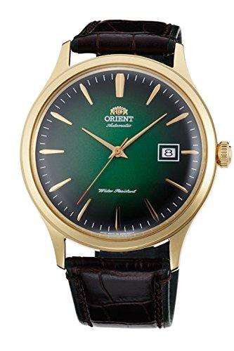 [オリエント]ORIENT 腕時計 自動巻 オートマチック 海外モデル 国内メーカー保証付き カジュアルクラシック グリーン SAC08002F0