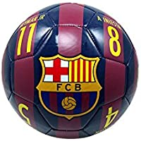 FC Barcelona Authentic Official Licensedサッカーボールサイズ5 – 12 – 2