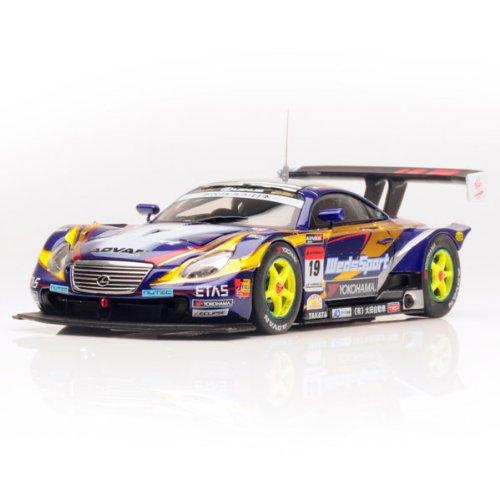 EBBRO 1/43 SUPER GT500 WedsSport ADVAN SC430 2011