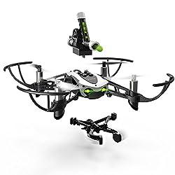 【国内正規品】Parrot ドローン Mambo+Grabber+Canon ドローン規制対象外200g未満 自動安定ホバリングクアッドコプター PF727071