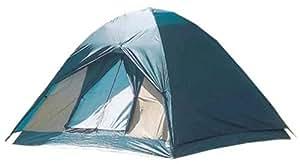 キャプテンスタッグ テント クレセント ドームテント M-3105 ドーム型 3人用 防水 軽量・コンパクト設計 バッグ付き