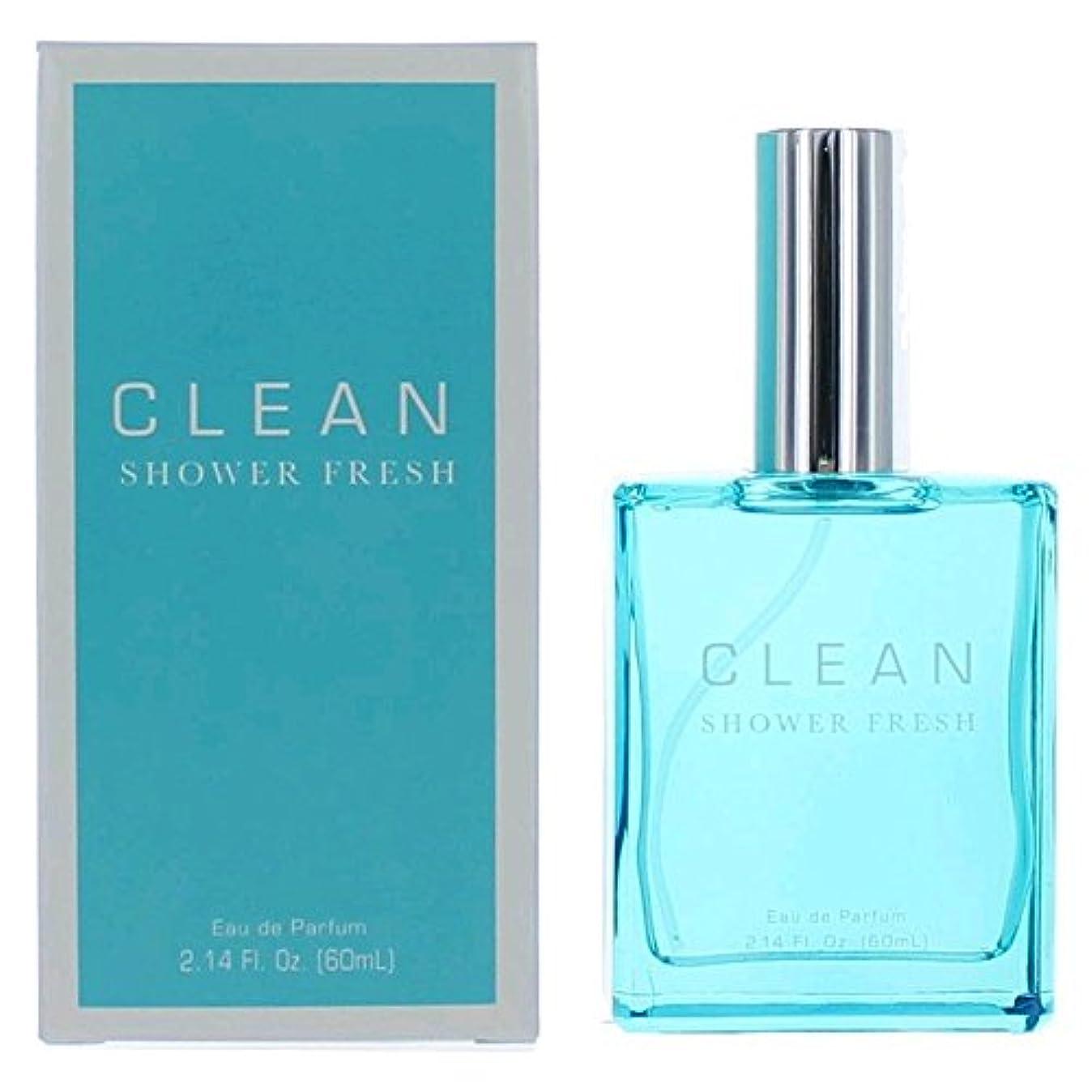 祝福する促進する洗練クリーン CLEAN シャワーフレッシュ EDP SP 60ml