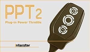 PPTプラグインパワースロットル 2 ■適合:FIAT/ABARTH 500/595/695 312 [2013 - ]  フィアット/アバルト  *現車アクセルコネクターの形状をご確認下さい 2.10.03.01