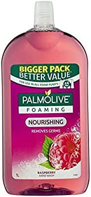 Palmolive Foaming Hand Wash Refill Raspberry, 1L