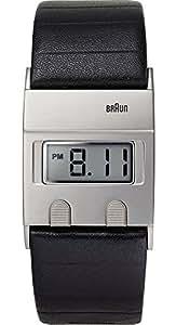 (BRAUN) BRAUN 腕時計 CLASSIC DIGITAL BN0076SLBKG メンズ [並行輸入品]