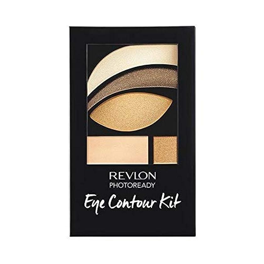 夫泣き叫ぶ甲虫[Revlon ] レブロンアイシャドウ写真準備のアイシャドウ素朴な - Revlon Eye Shadow Photo Ready Eye Shadow Rustic [並行輸入品]