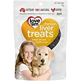 Love'em Chicken Liver Treats 90 g