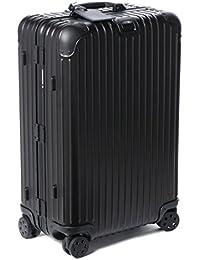 (リモワ)/RIMOWA キャリーバッグ メンズ TOPAS STEALTH スーツケース 67L ブラック 92463015-0002-0001 [並行輸入品]