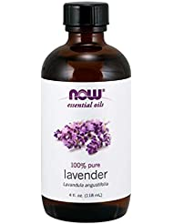 Now - Lavender Oil 100% Pure 4 oz (118 ml) [並行輸入品]
