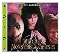 Witches Monsters & Ghosts by Various Artists