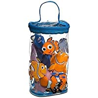 Disney Theme Park Educational Products Nemo Bath Buddies 4 Piece Toy Set 【You&Me】 [並行輸入品]