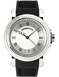 [ブレゲ] BREGUET 腕時計 マリーン2 ラージデイト 5817ST/12/5V8 SS/ラバー メンズ 新品 [並行輸入品]